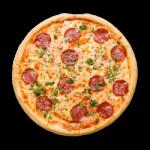 Pizza Marguerita à Coutances